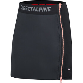 Directalpine Skirt Alpha 1.0 Donna, nero/rosa